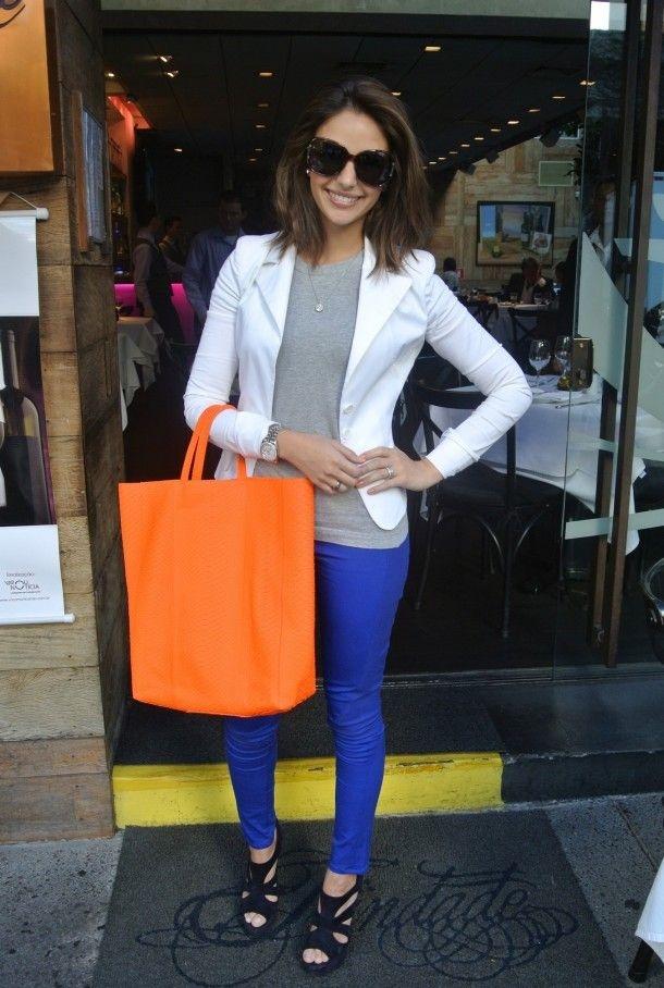 Carol Celico - Blog da Luciana Tranchesi