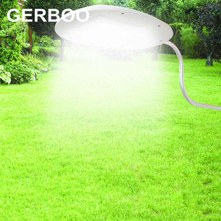 26.09$  Watch here - http://alijhn.shopchina.info/go.php?t=32603007025 - GERBOO 2016 NEW 12 LED Solar Street Light Outdoor Garden Path Wall Spotlights White 26.09$ #aliexpressideas