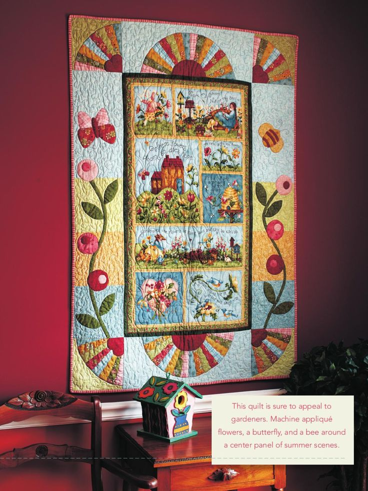 We hope you enjoy this issue of Easy Quilts!