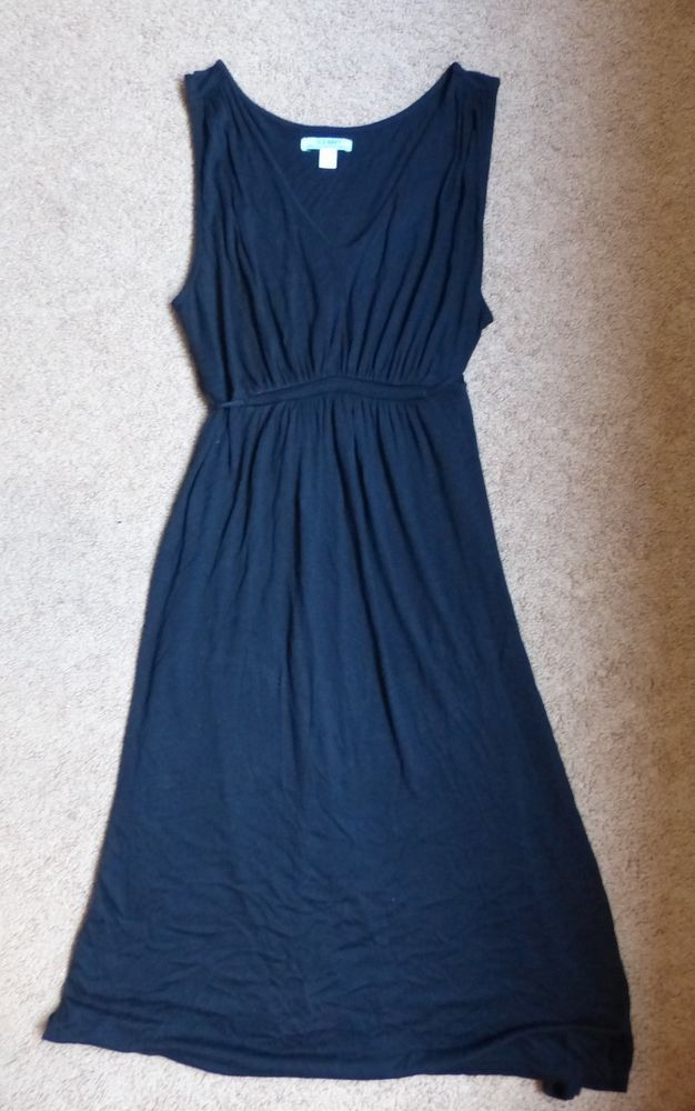 Old Navy Maternity Dress, Size M, Black $19.99√