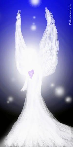 enkeli valo valo olento