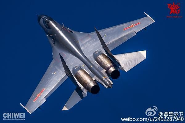 The Chinese Shenyang J-11BS fighter made its first public flying demonstration during the Air Force public day in Changchun, Jiling province on Sept. 11. The J-11BS is the two-seat indigenous copy of the Su-27. The aircraft is powered by the WS-10 engine.