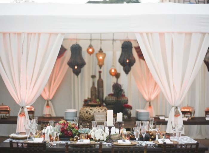 Oriental Wedding Styling Inspiration Credits In Comment