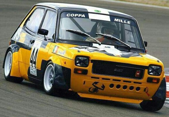 1976 Fiat 127 Abarth grpII