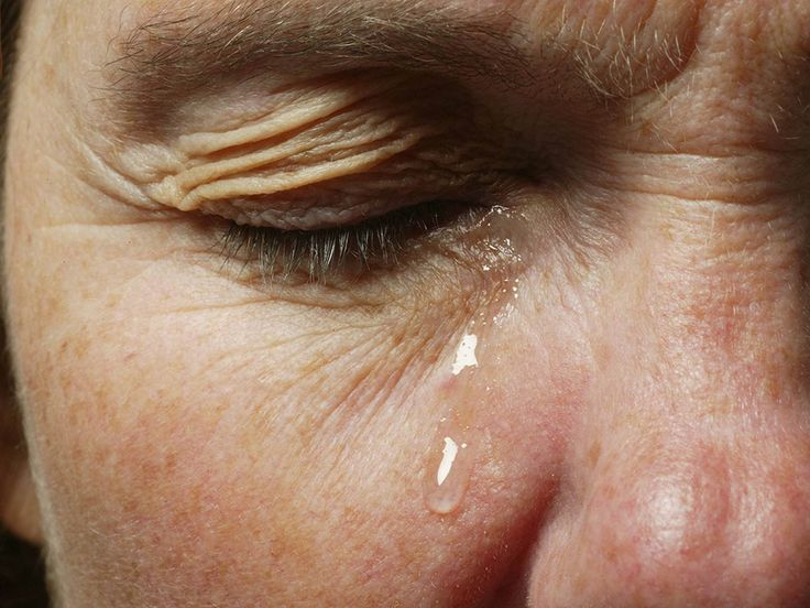 Why Do We Cry.  The Science Of Tears