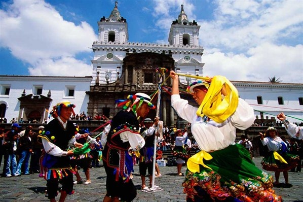Κίτο, Εκουαδόρ (© Alfredo Maiquez_LP)