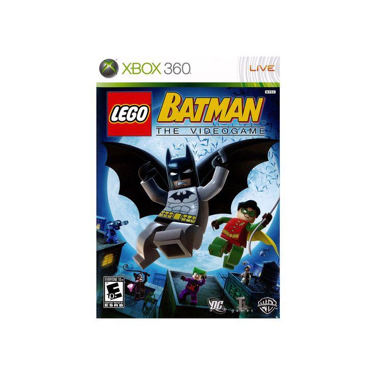 Xbox 360 LEGO Batman: The Video Game, Multicolor