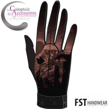 Gants FST Handwear Made in France, collection Romance, pour femmes #gants #fsthandwear  http://www.comptoirdesaccessoires.com/6970-3362-thickbox/gants-romance-fst-handwear-pour-femme-collection-automne-hiver-2014.jpg
