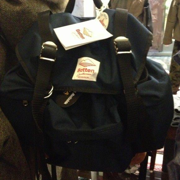 Chi viaggia leggero, viaggia lontano: Batten Sportswear vi aspetta nei WP Store. #fashion #style