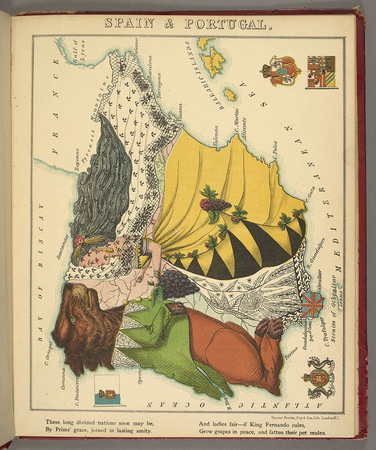 Curiouser and Curiouser: The World's Most Unusual and Beautiful Maps | Atlas Obscura