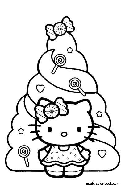 33 best Hello Kitty Coloring pages free online images on Pinterest - best of coloring pages hello kitty birthday