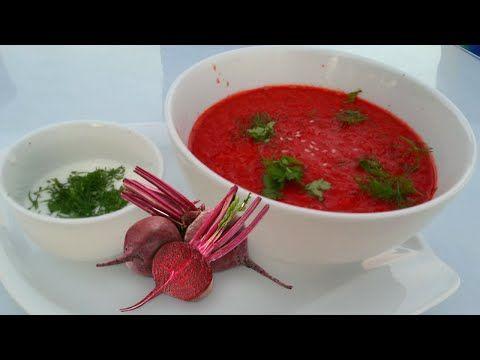 Необычный свекольный суп для детей и всей семьи | Быть родителями - это просто!