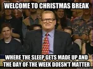 Image result for teacher on christmas break meme