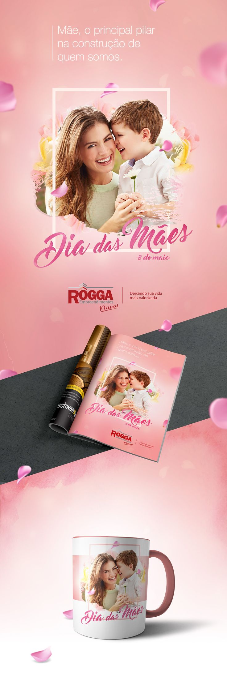 Dia das Mães - Rôgga on Behance