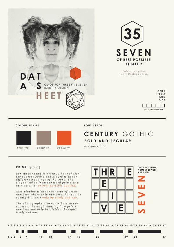 Self promotion { Graphic Designer } on Behance in Logo & Identity
