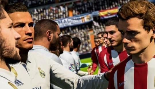 FIFA 18 PS4 Review - PS4 Home: The next stepping stone in EA's FIFA series. What should you expect?