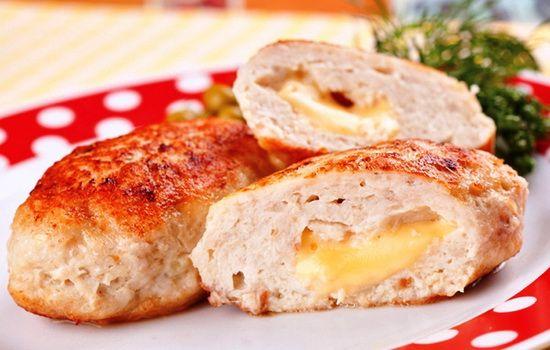 Рецепты куриных котлет с сыром, секреты выбора ингредиентов и
