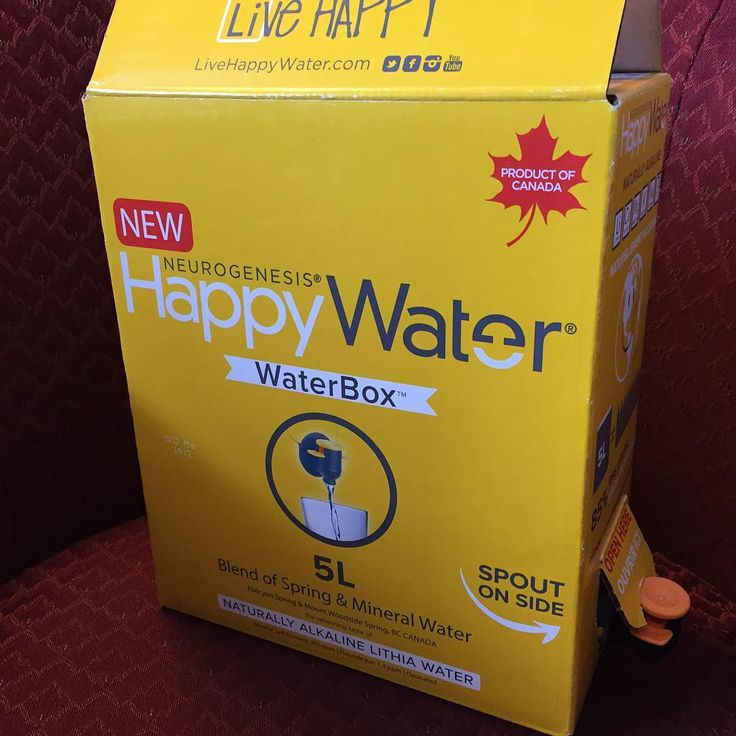 @socialnature #happywater #wednesday  #try #review #reviews #canada #water #pictureogftheday tried this product and Loved it.  Happy water rocks😀