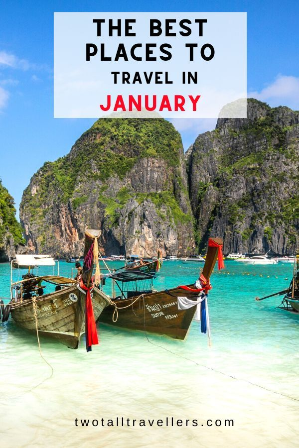 The Best Places To Travel In January Places To Travel Best Places To Travel Beautiful Places To Travel