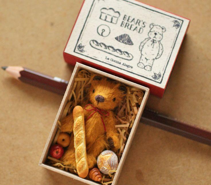 Bear♡ ♡ in La Cocina Alegre                                                                                                                                                                                 More