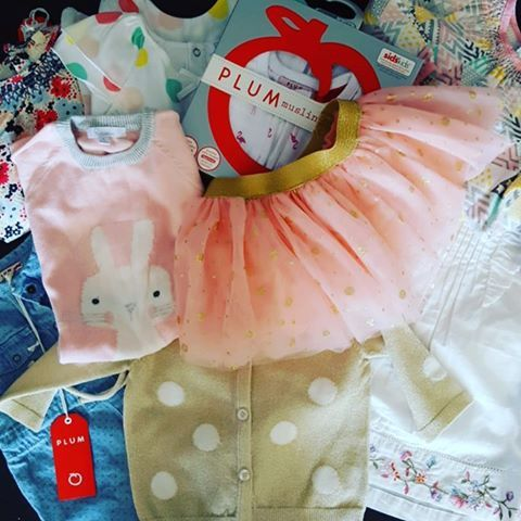 A review of Plum Collections baby clothes and sleeping bags
