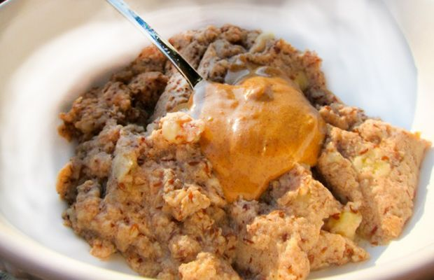 Oatless-Oatmeal — #paleo recipe featured on the daily burn!! Super easy replace