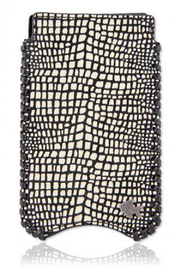 Telefoonhoesjes | Samsung Galaxy S3 | Leren Samsung Galaxy S3 met hippe print