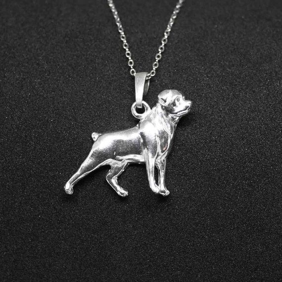 Check out Rottweiler jewelry pendant on jewelledfriend