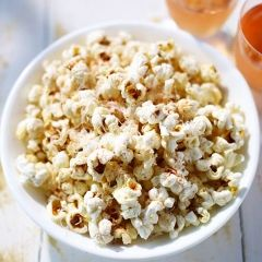 Garlic and Parmesan Popcorn | Best Healthy Recipes | The Daily Meal