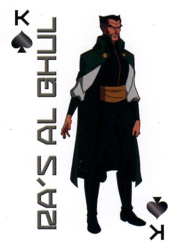 Ra's al Ghul: King of Spades - Ra's al Ghul