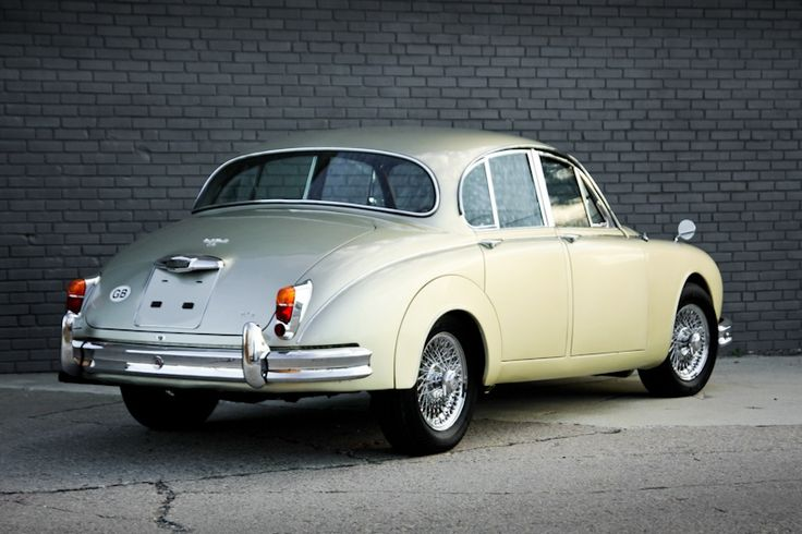 1963 Jaguar MK II - 3.8 | Classic Driver Market