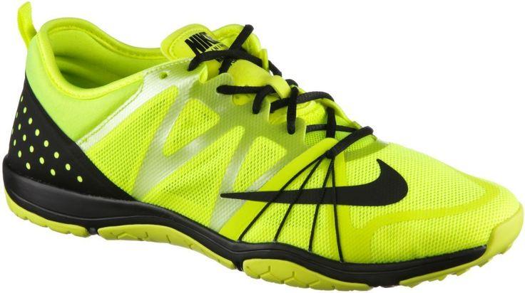 #Nike #Free #Cross #Compete #Fitnessschuhe #Damen #limette/schwarz