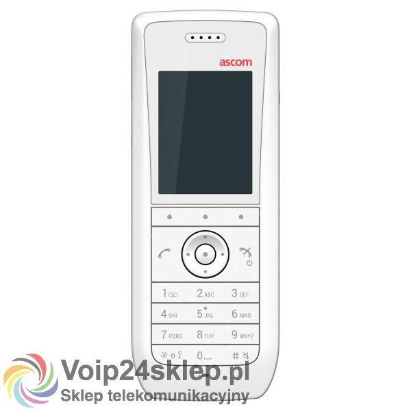 Telefon Ascom d63 Messenger White voip24sklep.pl