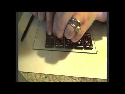 Tutorial | Polymer Clay | Imitazione Cloisonnè | Vernice Magic Glos di Lisa Pavelka | DIY - YouTube
