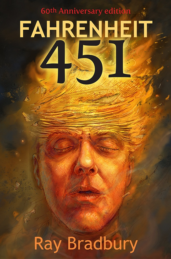 a reading report on fahrenheit 451 by ray bradbury Written by ray bradbury, narrated by tim robbins  fahrenheit 451: a  reader's guide to the ray bradbury novel audiobook cover art  publisher's  summary.