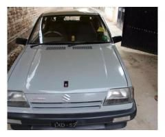 Suzuki Khyber Totally Maintained No Fault New Engine For Sale In Kohat