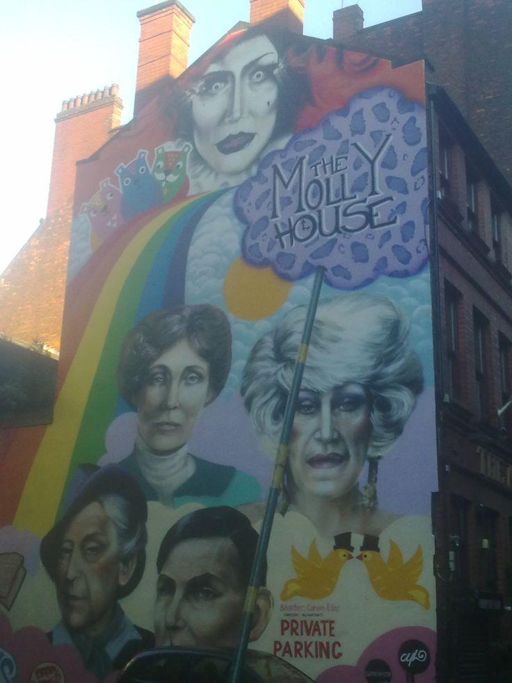 #Manchester #gay quarter