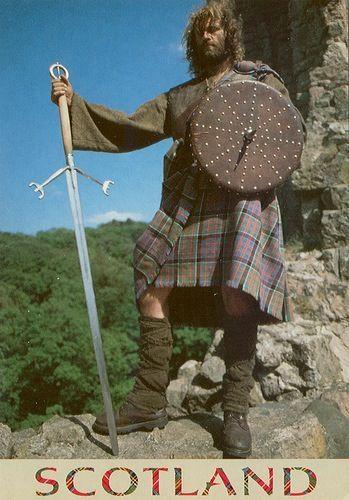 Highland Warrior | Highland warrior | Outlander Series - Diana Gabaldon