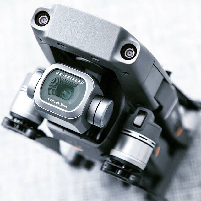 Dji Mavic 2 Pro 3 Axis Gimbal 1 Cmos Sensor Hasselblad Camera 10 Bit Dlog M Color Profile Foldable Rc Drone Rtf Cmos Sensor Hasselblad Drone
