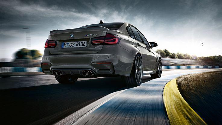 Der BMW M3 CS ist da. Limitiert, Heckantrieb, Reihensechszylinder. Ein Sammlerstück für Fans.https://autorevue.at/autowelt/bmw-m3-cs