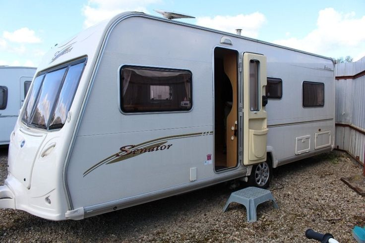 We are selling our Bailey Senetor 4 Berth, Fixed bed family caravan. The Caravan comes with everyth