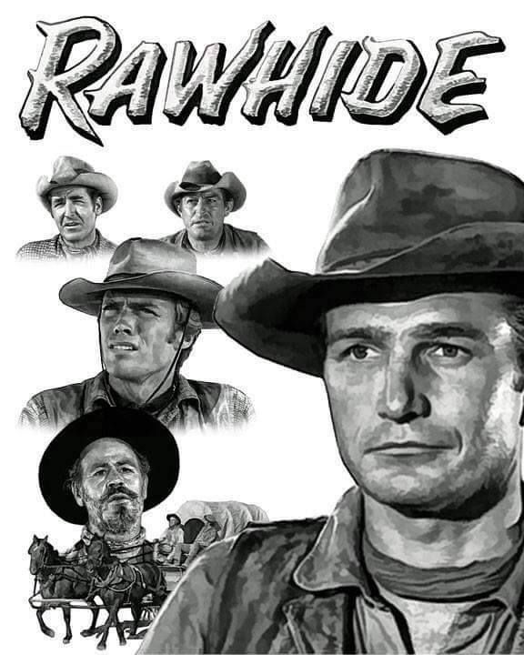 Clint Eastwood starred in popular #TV series named Rawhide in ca. 1960s. He wanted to have a wider audience, no one really listened. Thus, he began the spaghetti films as they are infamously named.
