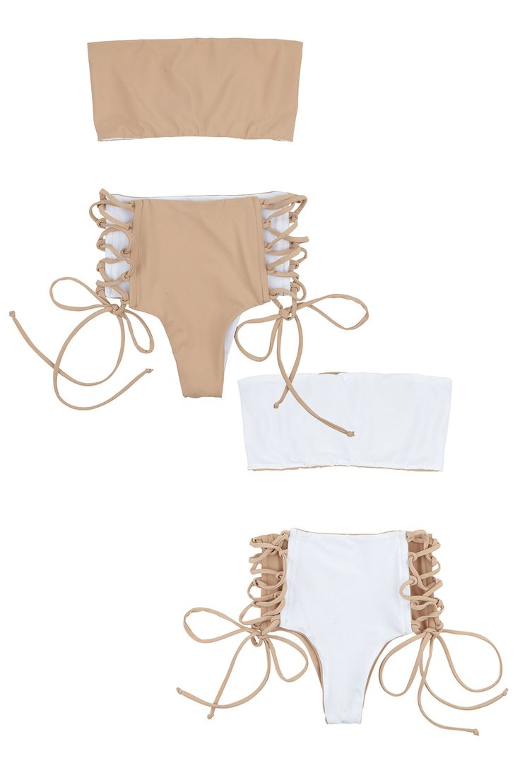 Roxana Salehoun 2nd Base Reversible Swimsuit, $110; perfectpeachswim.com
