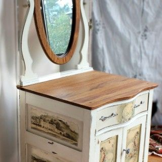 DIY Refinished Washstand – Reader Feature