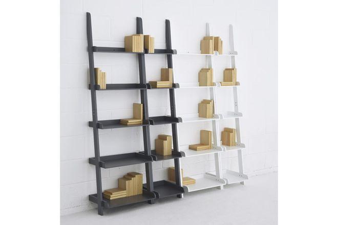 Ladder Shelf Shelves Futon Bedroom