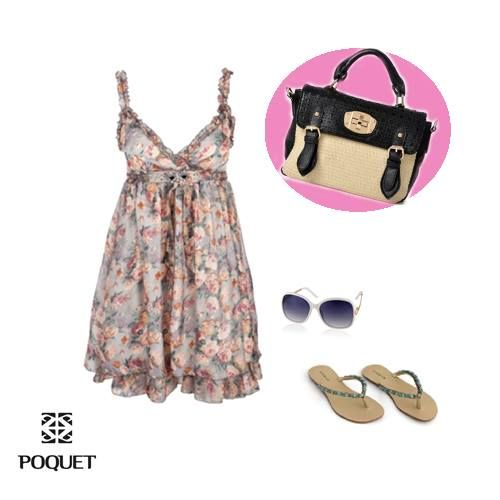Look super leve e fresquinho para curtir o verão! http://www.portaldabolsa.com.br/produto-456/dia-a-dia/bolsa-transversal-feminina-264ba