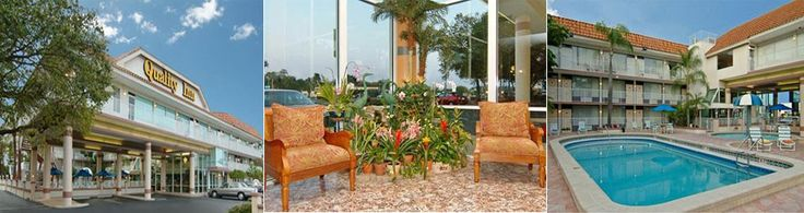 Quality Inn Clearwater FL 33764. Upto 25% Discount Packages. Near by   Attractions include Florida Aquarium, Downtown, Clearwater Convention Center. Free   Parking and Free Wifi internet. Book your room and start saving with   SecureReservation. Please visit- http://www.thehotelclearwaterfl.com/
