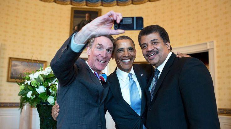 53 GIFs to Celebrate Barack Obama's 53rd Birthday