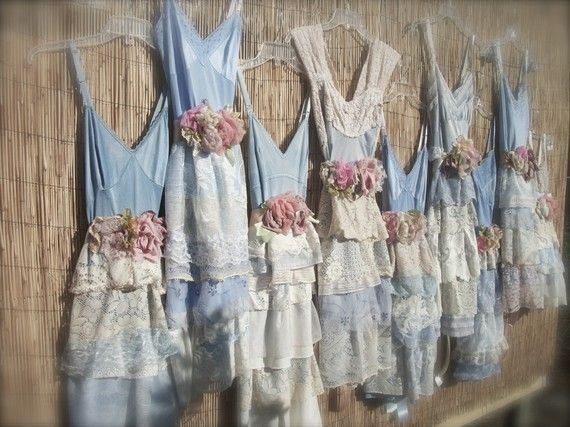 Most BEAUTEOUS & PERFECT for a lavender blue summertime wedding or just to wear
