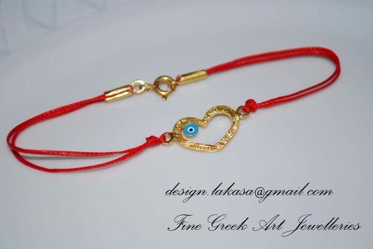 Χειροποιητο Βραχιολακι Παιδικο ♥ Βρεφικο Καρδουλα Ασημενιο 925 Επιχρυσο με Μπλε Σμαλτο Ματακι Φυλαχτο ♥ ΔΩΡΕΑΝ Μεταφορικα με Αντικαταβολη!! | Lakasa e-shop #baby #girl #enamel #heart #eye #bracelet #jewelry #sterling #silver #goldplated #jewellery #gift #kids #moda #luxury #fine #joyas #βραχιολι #ασημι #δωρο #κοριτσι #μωρο #νεογεννητο #φυλαχτο #καρδια #παιδικο #κοσμημα #ασημενιο #χειροποιητο #free #delivery #freeshipping #δωρεαν #μεταφορικα #εξοδα #αποστολης #αντικαταβολη #bestprice…
